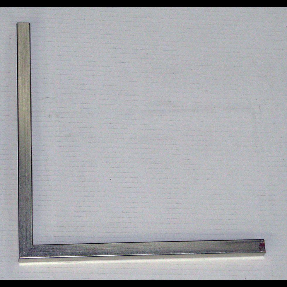 listello argento 16 mm